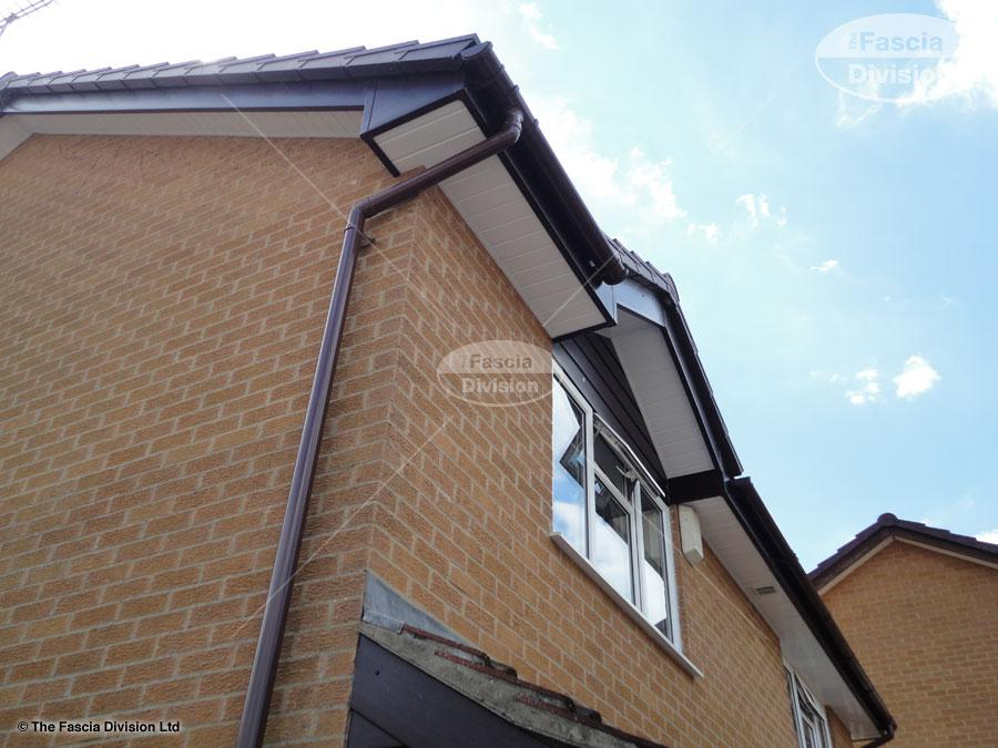 Replacement Gutters Eastleigh The Fascia Division