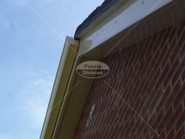The Fascia Division Bargeboard Upvc Bargeboard