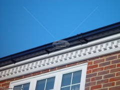 decorative fascia ogee guttering basingstoke