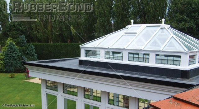 rubber roofing hampshire sussex berkshire