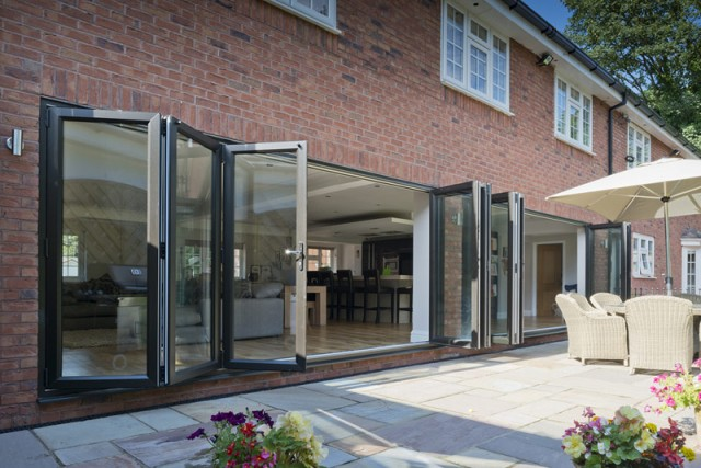 Bi-fold-doors in Hampshire