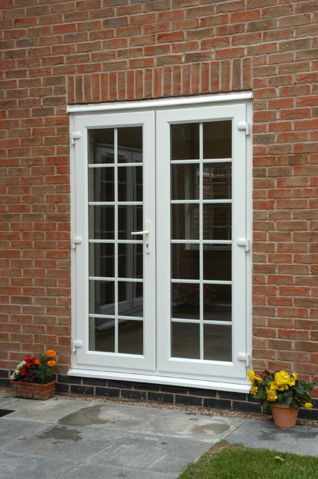 The Fascia Division French Doors Gallery Hampshire