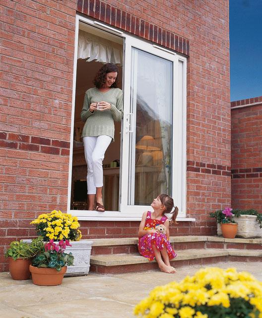 Patio doors gallery hampshire east sussex berkshire for Upvc french doors homebase