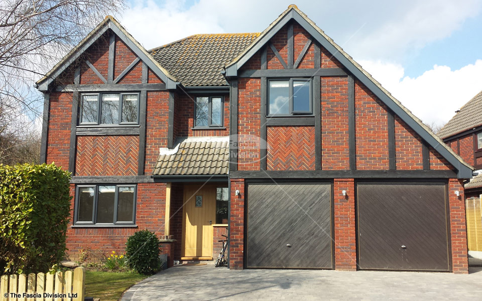 Bargeboard | UPVC Bargeboard | Gable Ends | Apex | The ...