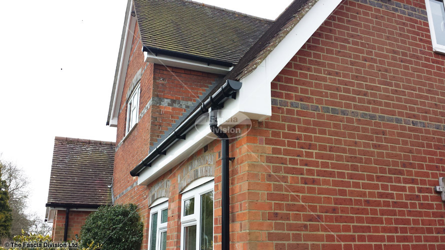 Fascia Soffit And Guttering Full Replacement In Chineham