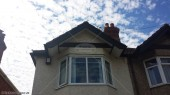 UPVC Black fascia and guttering full replacement Shirley, Southampton