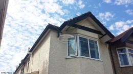 Black ash fascia replacement Shirley Southampton