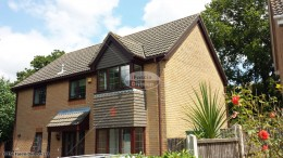 UPVC Woodgrain fascias and soffits Hedge End Hampshire