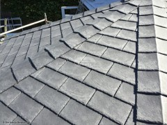 Equinox composite slate tiles in Chobham, Surrey