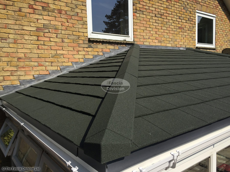 Tiled Conservatory Roof Cost >> Replace a conservatory roof in Woking with an Equinox lightweight warm roof system | The Fascia ...