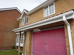 Fascia replacement in Locksheath