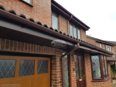 Full replacement fascias soffits guttering Oxfordshire