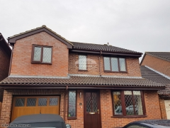 Guttering and fascia replacement Oxfordshire