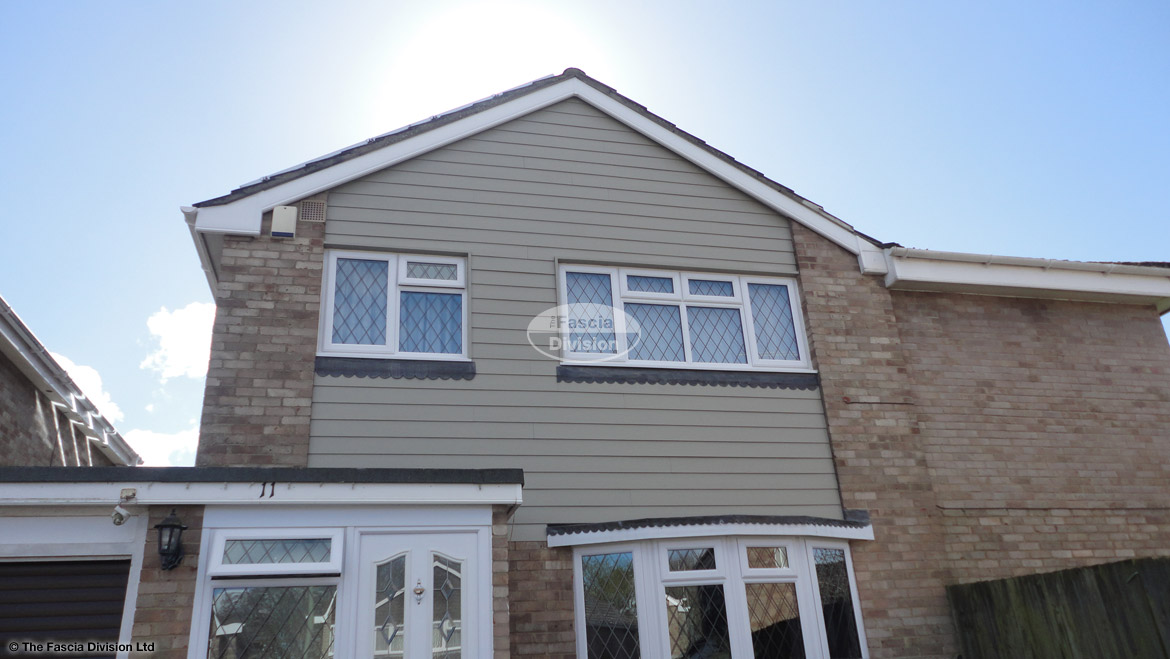 Weatherboard Cladding The Fascia Division