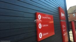 installation of hardieplank weatherboard cladding Southampton