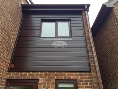Replace cladding with upvc cladding Oxfordshire