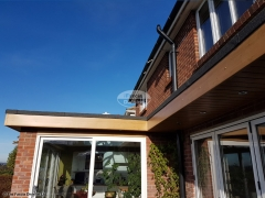 Replace fascias and soffits Waterlooville