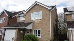 fascia board and soffit replacement recent work