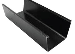 Aluminium guttering Alutec Evolve box