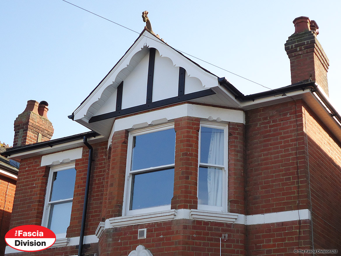 Bargeboard Upvc Bargeboard Gable Ends Apex The