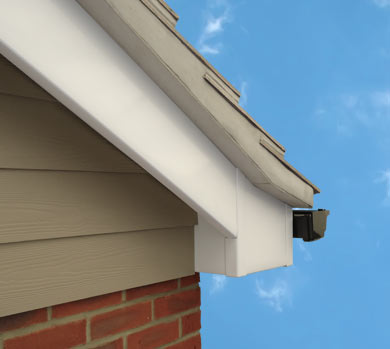 Fascias guttering Hampshire