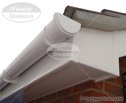 The Fascia Division Replacement Guttering Guttering